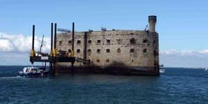Fort Boyard: revoir l'émission avec Marine Lorphelin et Sébastien Chabal (19 juillet) - vidéo
