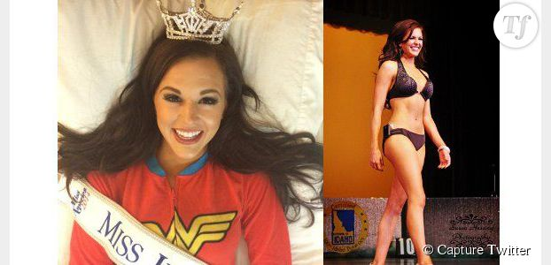 #showmeyourpump : diabétique, Miss Idaho défile avec sa pompe à insuline et crée le buzz