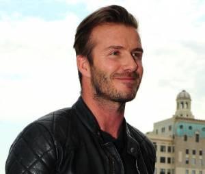 David Beckham critiqué pour avoir laissé son fils dans la voiture