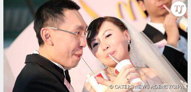 McDonald's organise des mariages en Chine