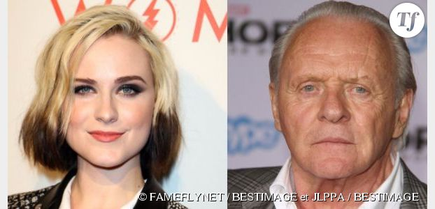Westworld : Anthony Hopkins et Evan Rachel Wood au casting pour HBO
