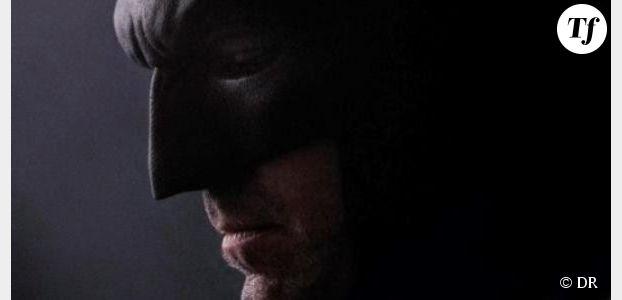 Comic Con 2014 : une superbe affiche avec Ben Affleck dans le costume de Batman