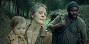 The Walking Dead saison 5 : un premier trailer époustouflant - en vidéo