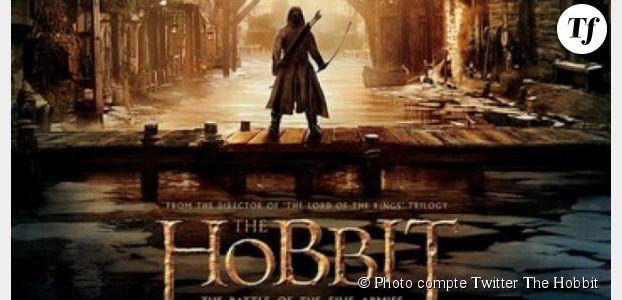 Le Hobbit 3 : l'affiche du film et des images dévoilées