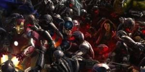 Avengers 2 : Une première affiche dévoilée au Comic-Con