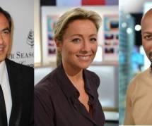 LCI : Nikos Aliagas, Anne-Sophie Lapix, Harry Roselmack... Les animateurs affichent leur soutien sur Twitter