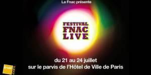 Luce, Brigitte et Catherine Ringer sur la scène du Festival Fnac Live