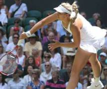 Lisicki : le service le plus rapide de l'histoire du tennis féminin (vidéo)