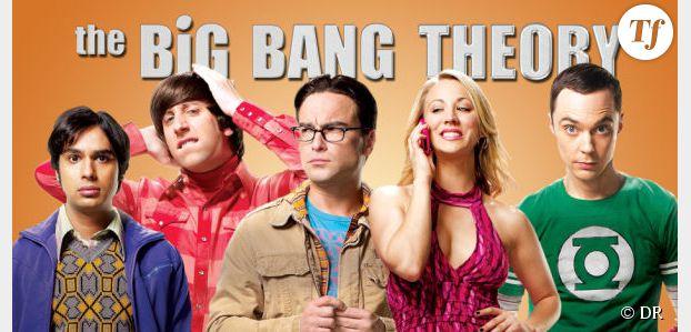 Big Bang Theory - saison 8 : la date de diffusion retardée