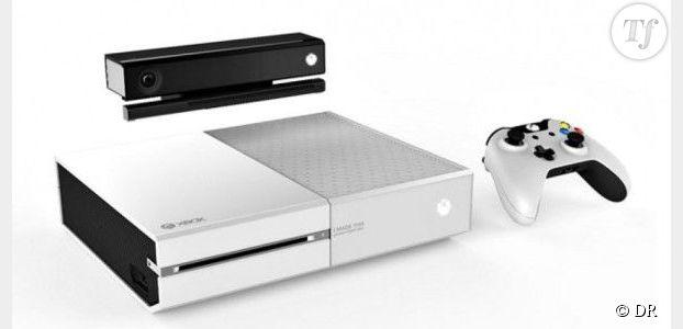 """Xbox One : une version blanche et un pack """"spécial"""" en préparation ?"""
