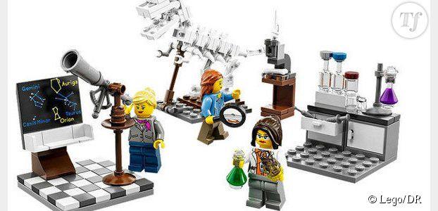 Rappelé à l'ordre par une fillette, Lego crée enfin un kit de femmes scientifiques