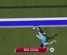 Après la Coupe du Monde, Fifa 15 adopte la technologie sur la ligne de but - vidéo