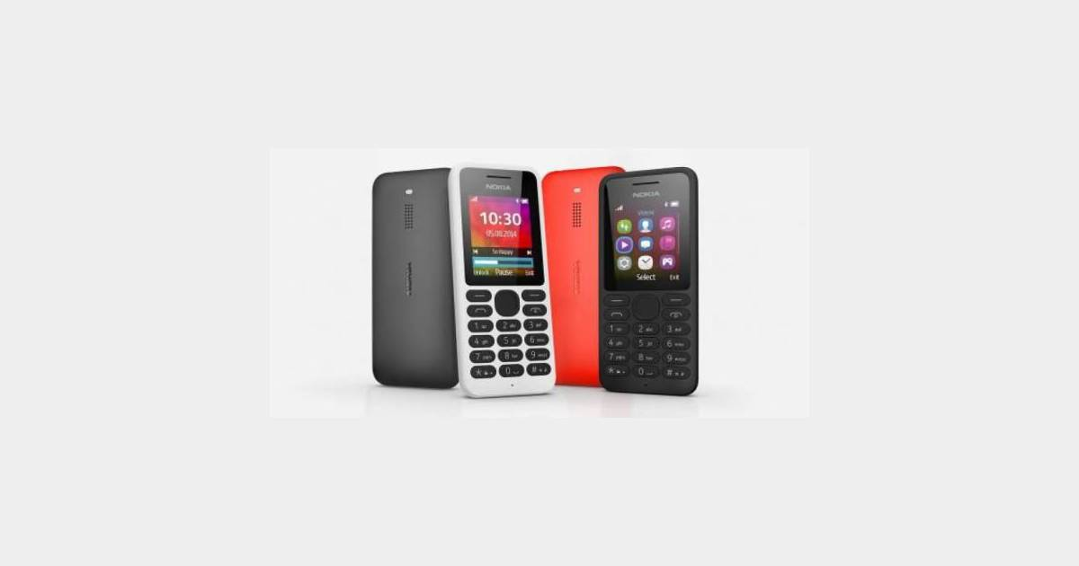 nokia 130 un t l phone portable moins de 20 euros. Black Bedroom Furniture Sets. Home Design Ideas