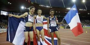 Championnats d'Europe d'athlétisme : qui est Clémence Calvin, médaillée d'argent du 10 000 m ?