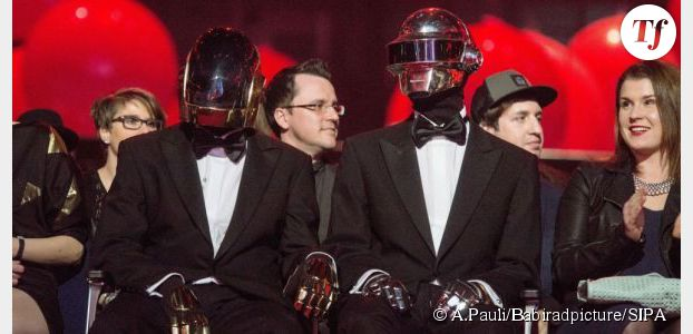 Daft Punk : un remix de l'album Human After All disponible