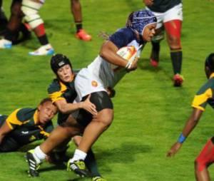 Coupe du monde de rugby féminin : Safi N'Diaye, la révélation du XV de France