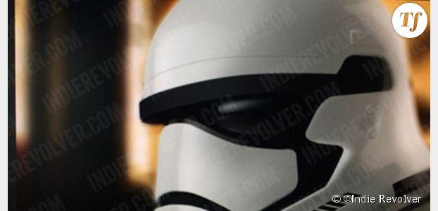Star Wars 7 : une photo des casques des troopers