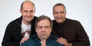 """Les Inconnus sont choqués par les critiques et arrêtent """"Les Trois Frères"""""""