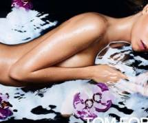 Cara Delevingne totalement nue pour Tom Ford (photo)