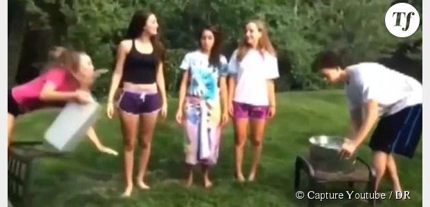 "Ice Bucket Challenge: ""rater"" son défi, c'est possible ! - en video"