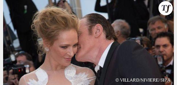 Quentin Tarantino et Uma Thurman ne sont pas en couple