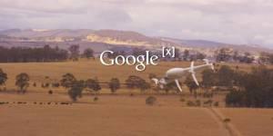 Project Wing: Google dévoile un prototype de drone de livraison - video