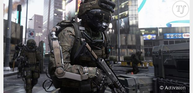 Call of Duty Advanced Warfare : le gameplay époustouflant du multijoueur (vidéo)