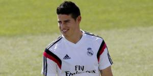 James Rodriguez élu homme le plus sexy de 2014