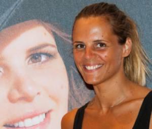 Laure Manaudou victime d'un accident de scooter