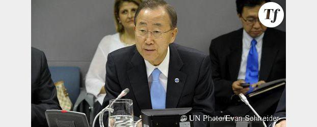 Famine en Somalie : Ban Ki-moon sollicite le Moyen-Orient