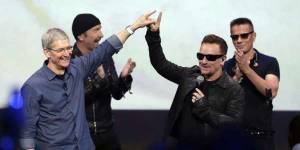 Songs of Innocence : l'album de U2 disponible gratuitement sur iTunes