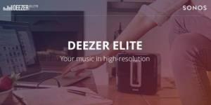 Deezer Elite la nouvelle offre premium de musique en streaming