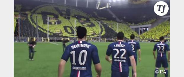 FIFA 15 : une publicité grandiose digne du cinéma