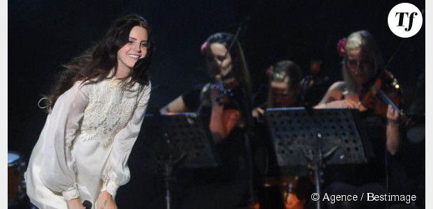 Lana Del Rey se met ses fans français à dos et aussi… Virgin Radio