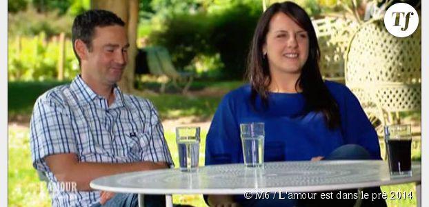 L'amour est dans le pré 2014 : pas de mariage pour le couple Thierry / Aurélie