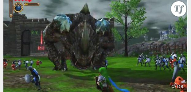Hyrule Warriors : des DLC sur Majora's Mask et Twilight Princess