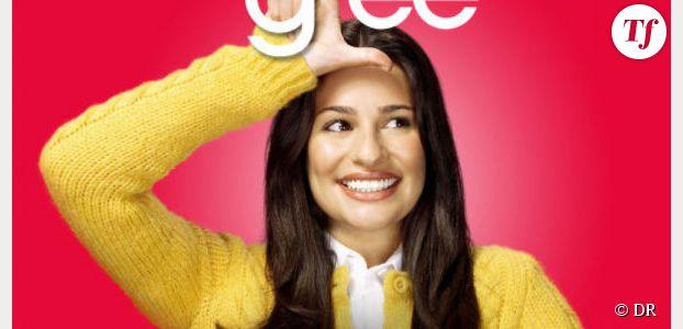 Glee Saison 6 : un petit air de la Reine des neiges pour Lea Michele