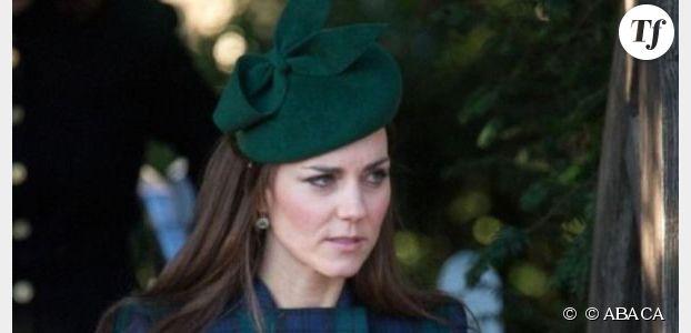 Kate Middleton enceinte : elle n'est pas en grande forme