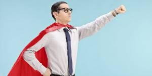 Quels métiers pourraient exercer les super-héros dans la vraie vie ? - infographie
