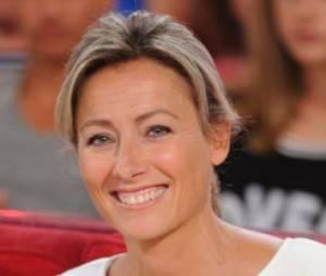 """Anne-Sophie Lapix : Marine le Pen lui disait des """"horreurs"""" pour la déstabiliser"""