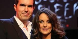 Faustine Bollaert en couple avec l'écrivain Maxime Chattam