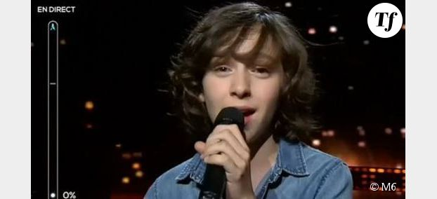 Rising Star : Léo Rispal, l'ado de 13 qui enchante le public – M6 Replay / 6Play