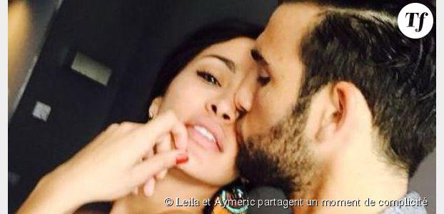 Leila et Aymeric : en couple et plus amoureux que jamais