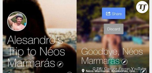 Trip Slideshow : tout savoir sur la nouvelle fonctionnalité de Facebook