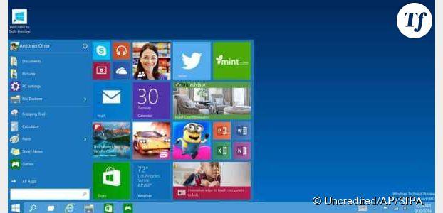 Windows 10 : toutes les nouveautés