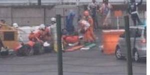 Grand Prix du Japon : grave accident pour Jules Bianchi, la vidéo non diffusée