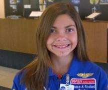 Mars : Alysson Carson, 13 ans, première à marcher sur la planète rouge ?