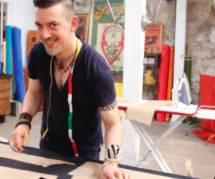 Cousu main : blog d'Adelino Gandarinho et adresse de sa boutique à Lille