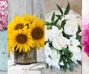 Mariage : le calendrier des fleurs pour choisir son bouquet