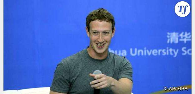 Mark Zuckerberg : le patron de Facebook parle mandarin